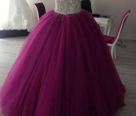 Prom Dress Ball Gown..
