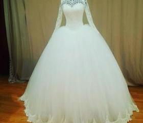 Wedding Dresses,Real..