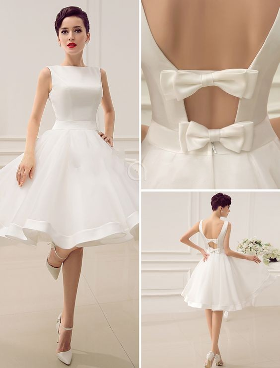Puffy Short Wedding Dress 2017 White Dresses For Graduation Flower Tail Party